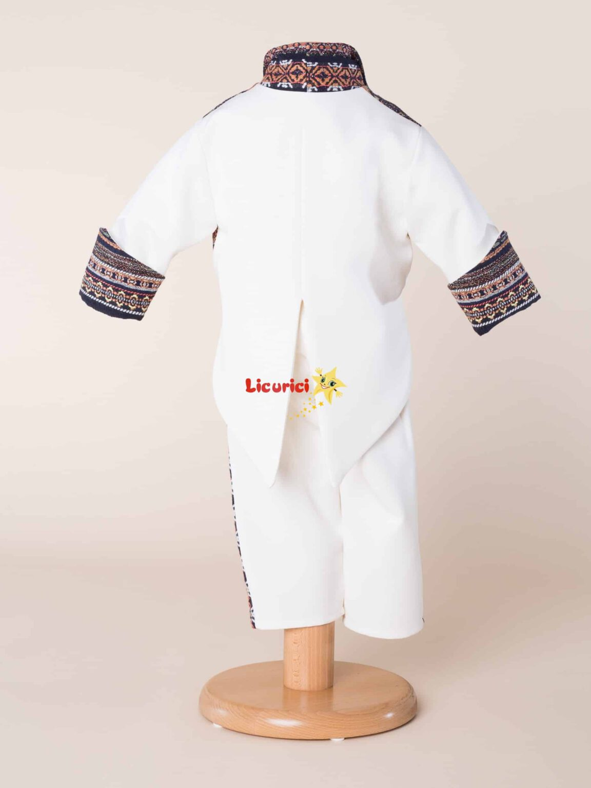 Costum botez traditional IOACHIM