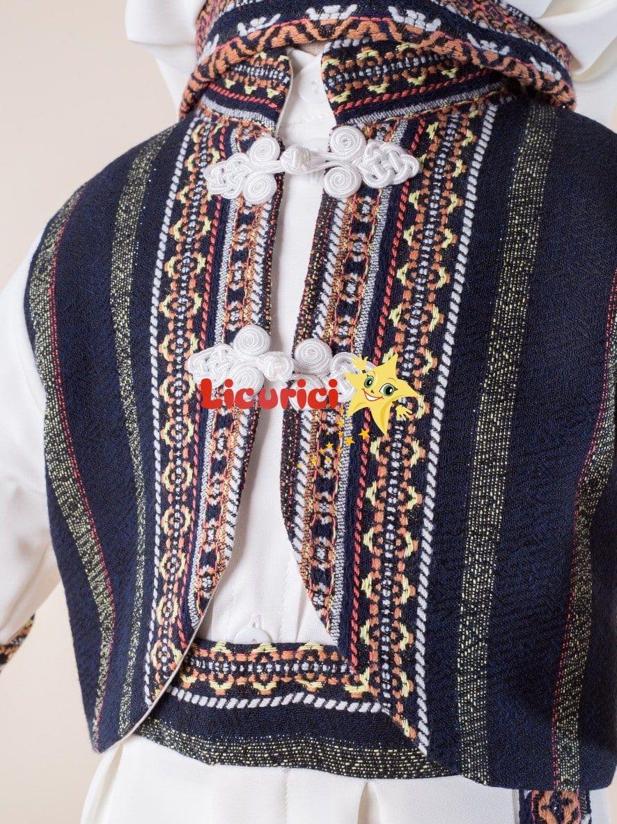 Costum botez traditional VASILE