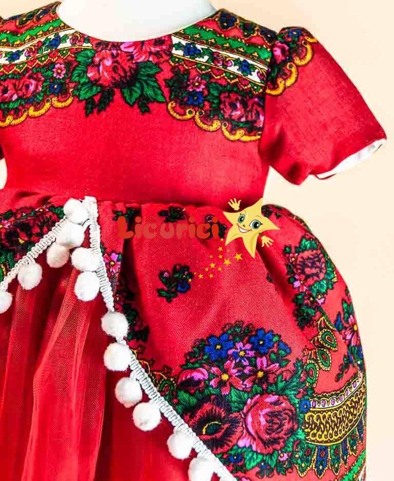 Rochita traditionala FLORICA
