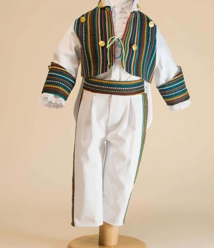 Costum botez traditional IONEL