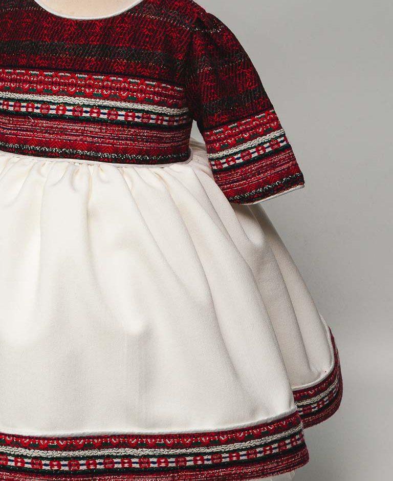 Set rochita traditionala FLORE