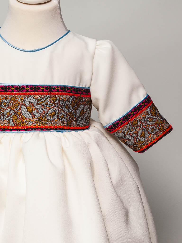 Set rochita traditionala Luna