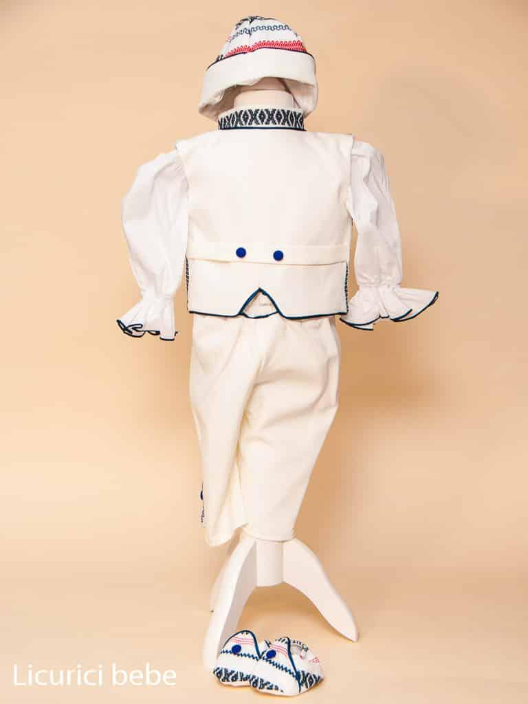 Costum botez traditional GEORGEL