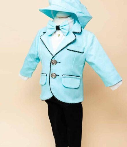 "Costum ""Chester Blue"""