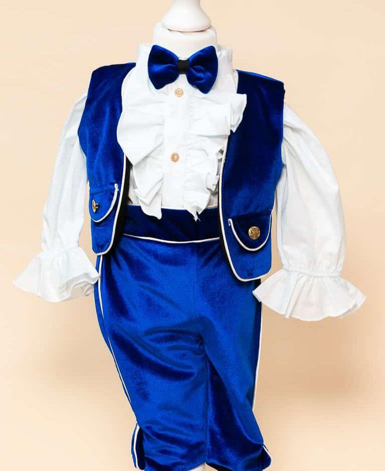 Costum catifea Horatiu