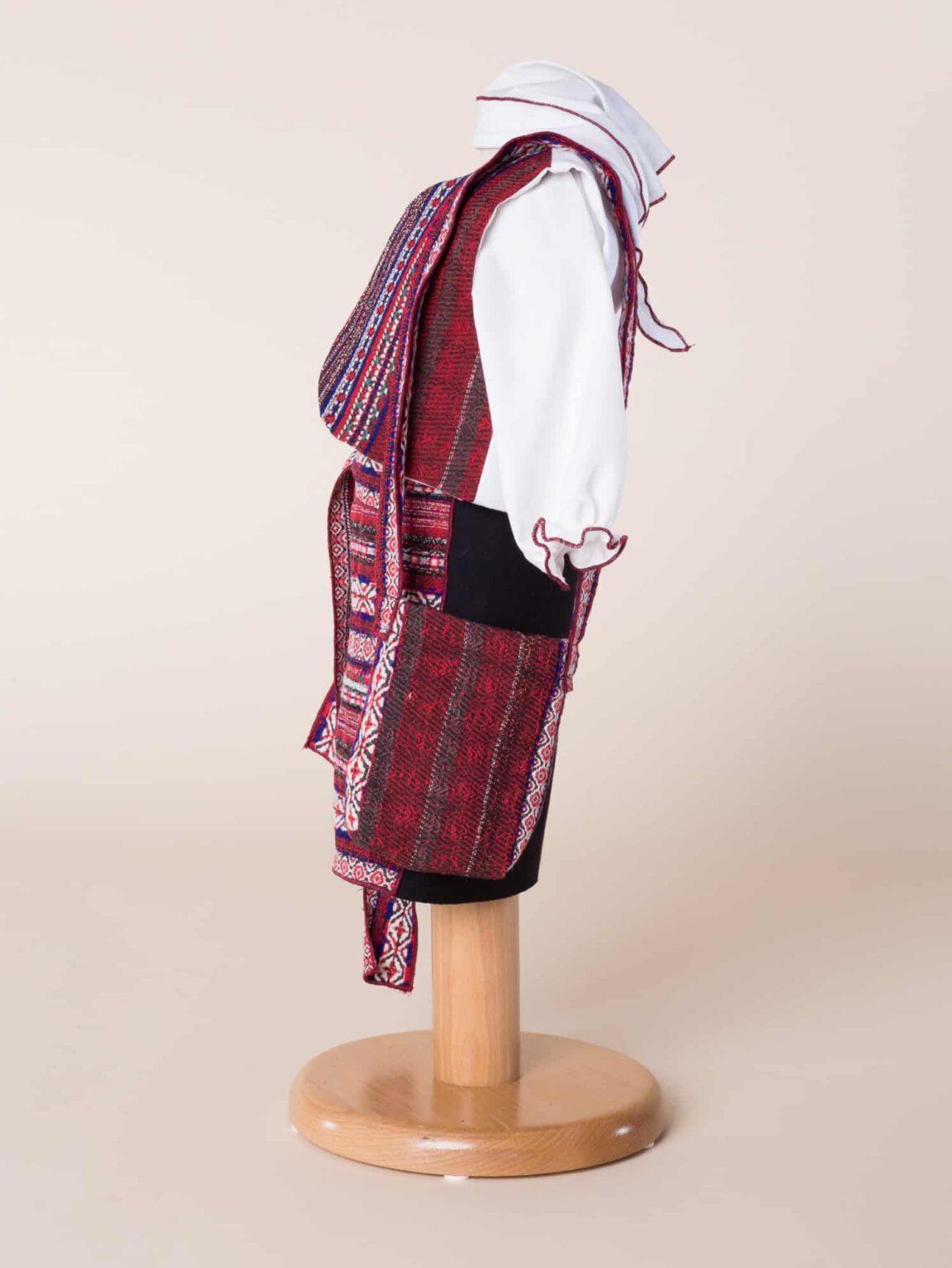 Costum traditional LACRAMIOARA