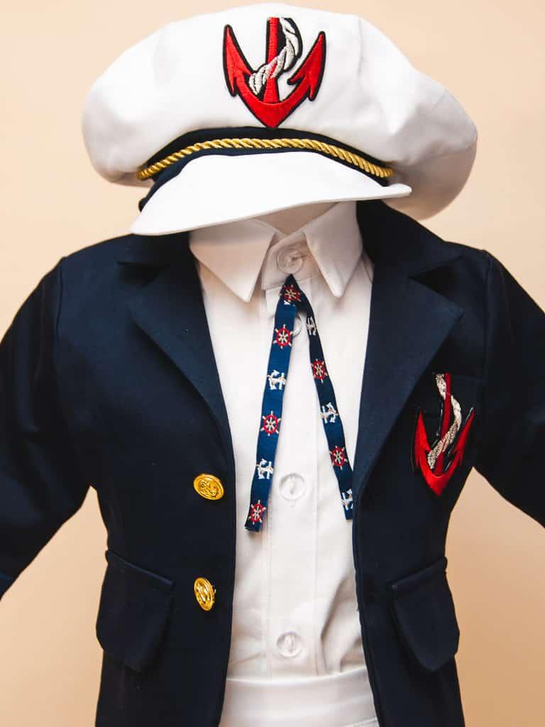 Costum Marinar